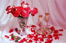 10 годовщина свадьбы -  розовая  свадьба