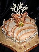 35 годовщина свадьбы -  коралловая свадьба