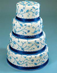 45 годовщина свадьбы - сапфировая свадьба
