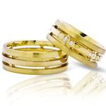 Скидки 20% на обручальные кольца